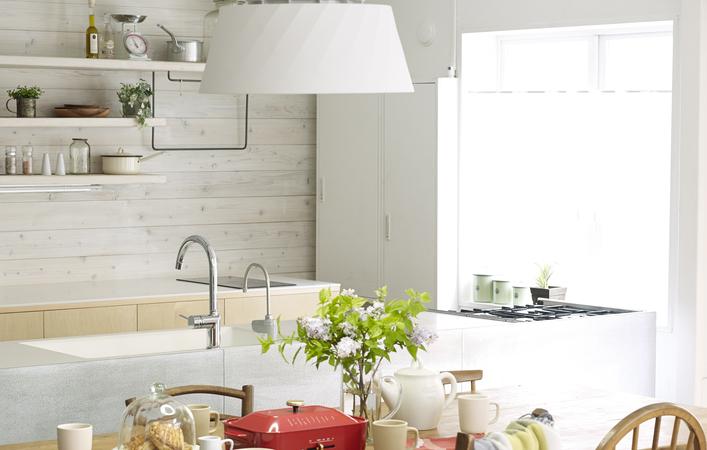 「#おうちにくーきれい」ワンランクアップしちゃう空気清浄機能付き照明って?