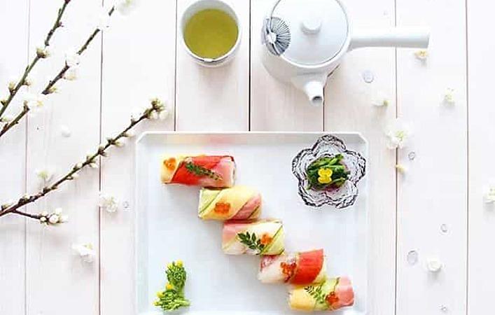 お弁当にもおすすめ。「手綱寿司」の作り方をマスターしよう