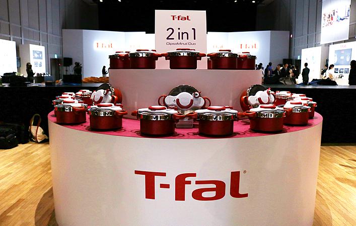 T-fal秋の新作発表会!手の込んだ料理も時短で作れる「圧力鍋」に大注目