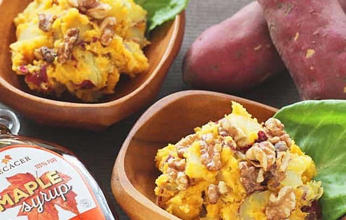 ムダなく食べきる!秋の味覚「さつまいもの甘煮」のリメイクレシピ