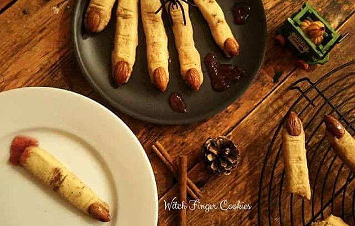 「魔女の指クッキー」でイタズラしちゃおう!簡単レシピからホラーアレンジまで
