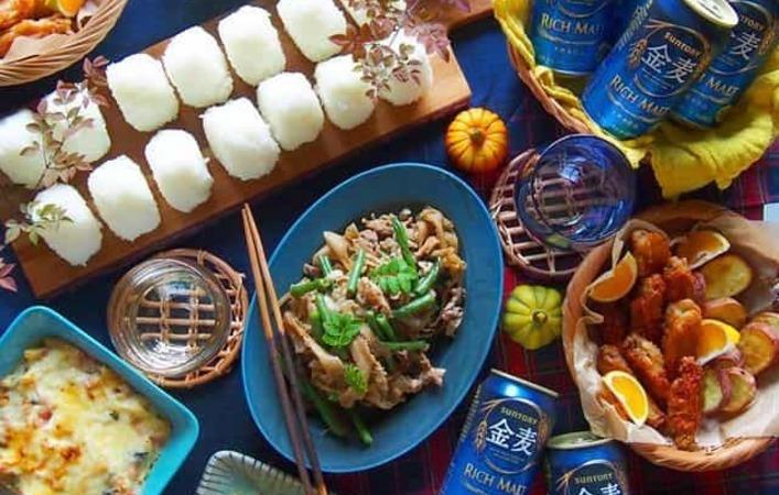 実りの秋も「#藍のある食卓」で。旬食材と秋の夜長を愉しむ贅沢ごはん