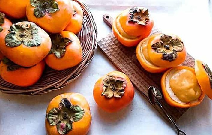 今年の冬は1日1個で風邪知らず!健康食材「柿」を料理でもデザートでも楽しもう
