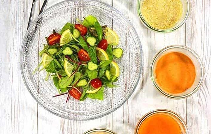 手作りドレッシングで毎日のサラダをもっと楽しく。おすすめレシピ5選