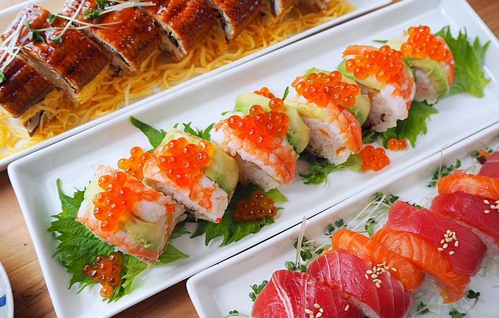 ちらし寿司をもっと華やかに!「ロールちらし寿司」を可愛く仕上げる方法