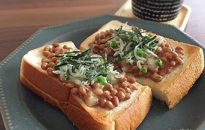 和の食材と食パンの融合。朝ごはんに「和トースト」がアリなんです!