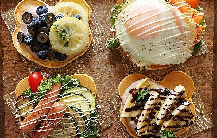 朝ごパンやおつまみにぴったり!重ねず魅せる「オープンパンケーキ」に注目