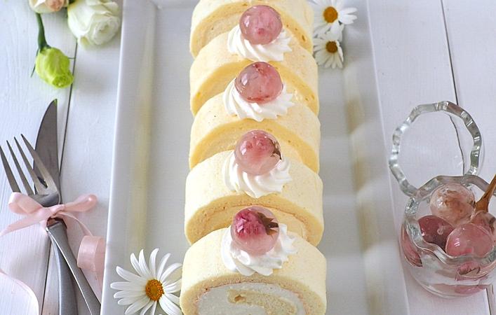 オーブンいらずで手軽に作れる!ピンク色が可愛い桜スイーツ3品