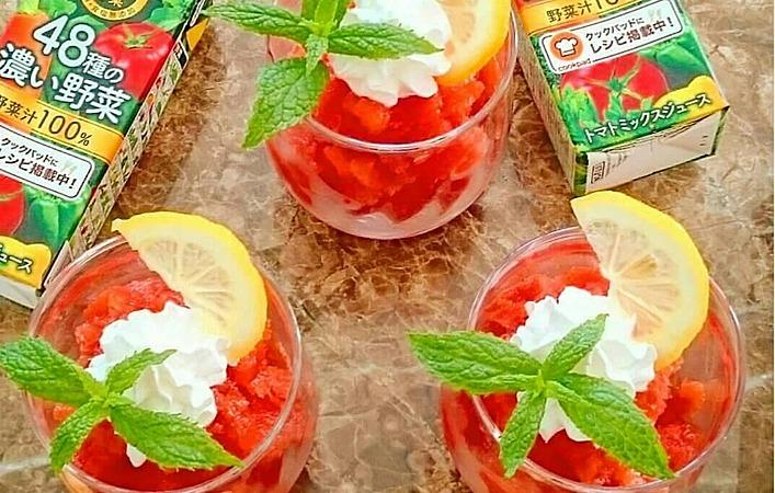 野菜ジュースはこんなに使える! おいしくて野菜も摂れる時短アレンジ料理をご紹介