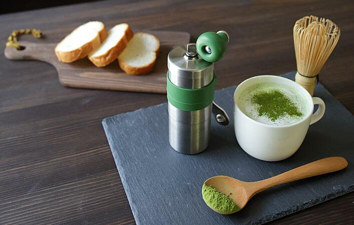 お茶も挽きたてにこだわりたい!栄養分をまるごと摂取できるおすすめのお茶ミル5選