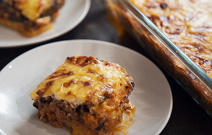 旬のナスをたっぷり使って!ギリシャ料理「ムサカ」でナスを堪能しよう