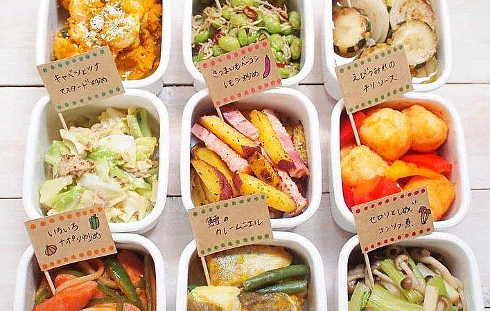 """@kaoringo___さんに学ぶ。常備菜の""""作り置きライフ""""のすすめ"""