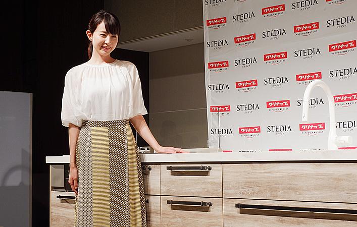 【編集部レポ】エイジレスなキッチン『STEDIA(ステディア)』が誕生
