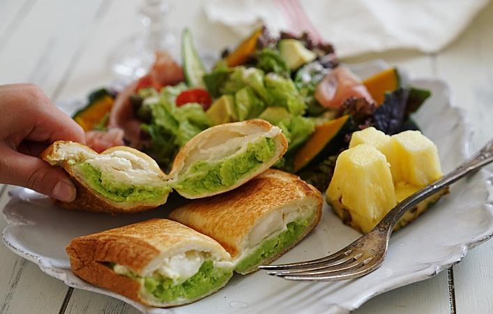おつまみにもスイーツにもなる!枝豆×パンを楽しむ3つのレシピ