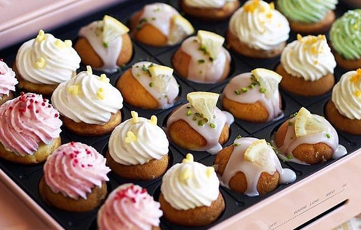 焼売からレアチーズケーキまでアレンジ満載!たこ焼きプレートおすすめ活用術