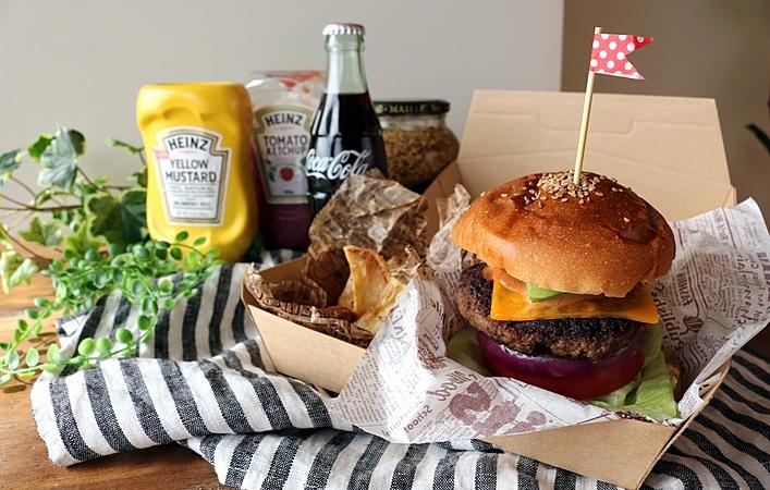 【ワークショップ開催レポ】鉄フライパンで本格ハンバーガーを作ろう