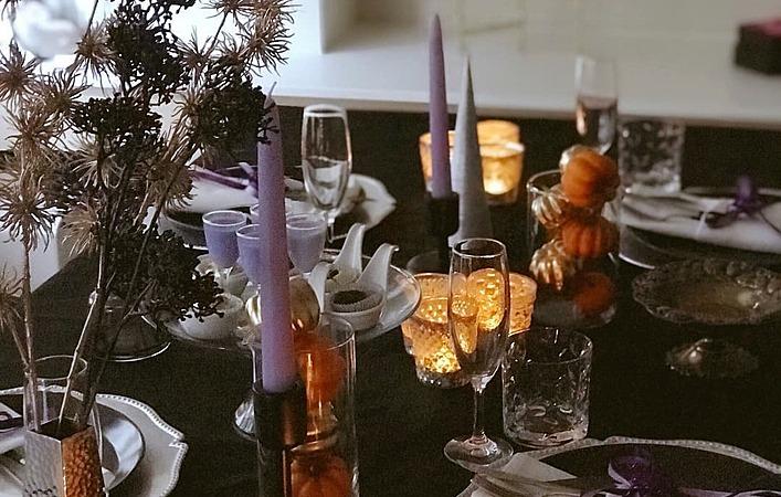 おうちハロウィン♪すぐに真似したい!みんなのハロウィンテーブルコーディネート
