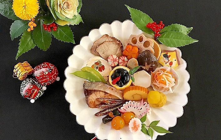 ワンプレートおせちがかわいい!盛り付けがおしゃれに決まるお皿の選び方