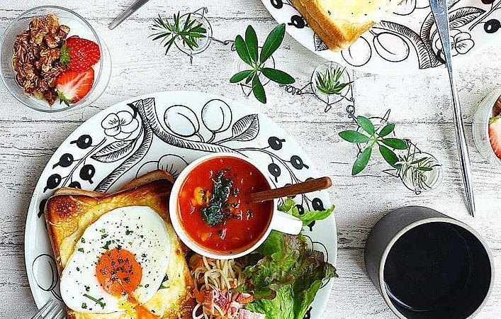 目玉焼き、スクランブルエッグ…朝ごはんがおしゃれになる魔法の卵料理まとめ