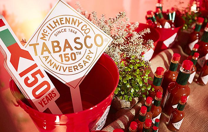 【編集部レポ】祝150周年!TABASCO®ソースは和食にもすごく合うんです。