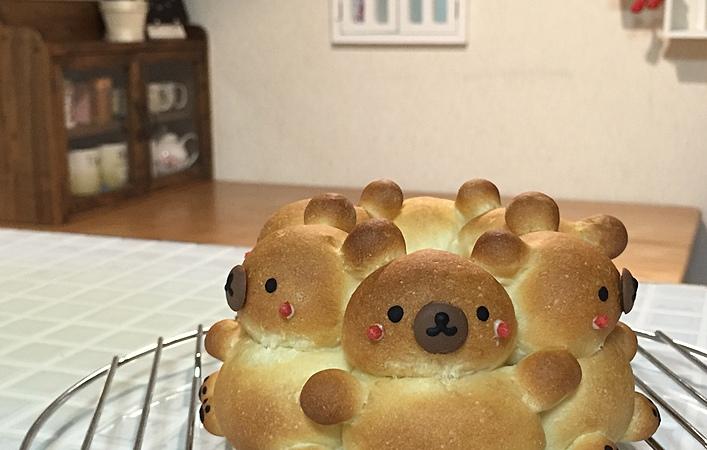 【初心者向け】3Dちぎりパンの詳しい作り方!