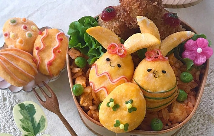 うさぎや卵でいつものごはんがかわいくなる!お手軽イースターパーティーのすすめ