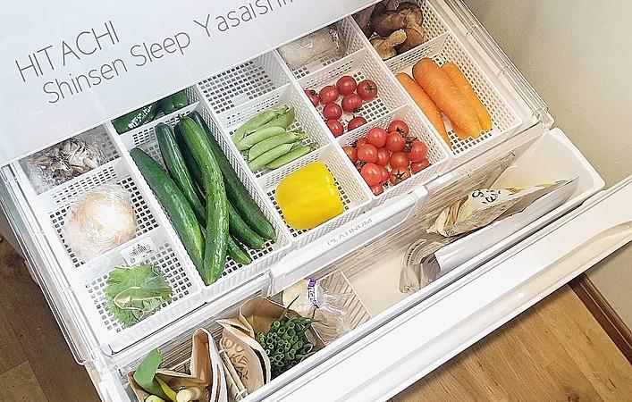 その食材、賞味期限は大丈夫?見たい!聞きたい!収納上手さんの冷蔵庫収納
