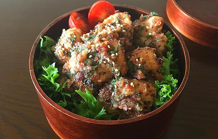 和えるだけで絶品に!簡単でおいしい、さっぱりヘルシーな梅肉のやみつきレシピ