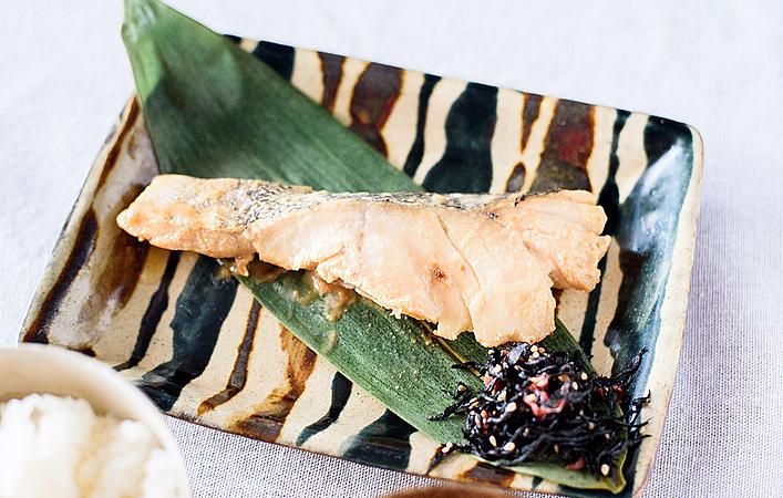 炊き立ての新米ごはんと一緒に食べるべし!ごはんがすすむ鱈の西京焼き