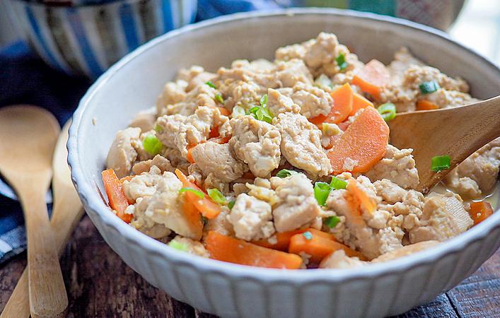 ほっこりやさしい味が懐かしい!豆腐料理の定番「炒り豆腐」で秋の食卓を