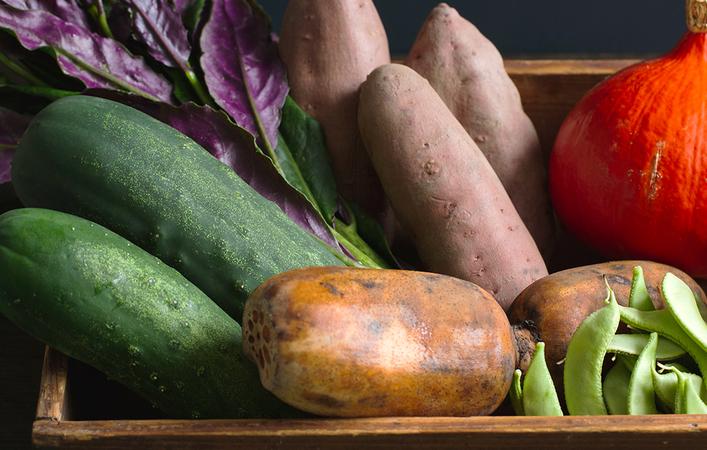 ニッポンのおいしい、いただきます! ~加賀野菜の魅力に迫る Vol.1~