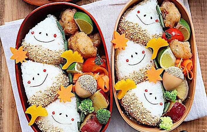 お弁当を食べるのが楽しくなる!秋の「#紅葉弁当」アレンジ大集合