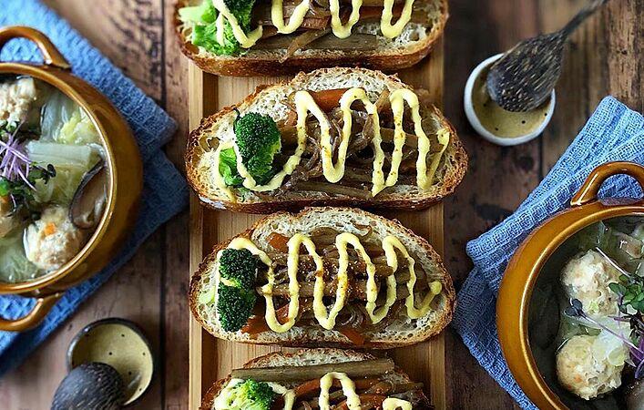 朝ごパン派は必見!マンネリしがちなトーストのお手軽アレンジ