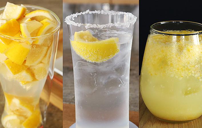 【動画あり】初夏の家飲みにぴったり!おうちで作りたいレモンサワー3種