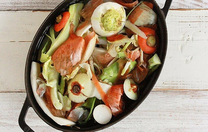 おいしさも栄養もたっぷり!野菜の出汁・ベジブロスを料理に使おう