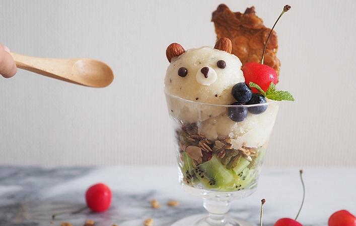 夏こそ甘酒!体に優しく美味しい「甘酒アイス」で#手作りおやつしてみませんか?