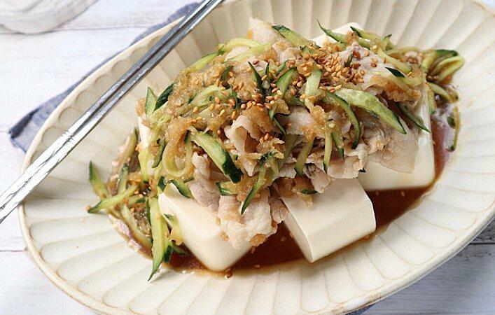 暑い日は豆腐で楽チン涼みごはん!この夏食べたい冷奴アレンジ