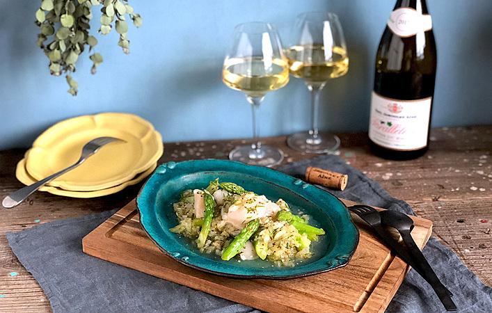 【おこもりワインを楽しむ Vol.4】白ワインに合う楽・旨・映えレシピ