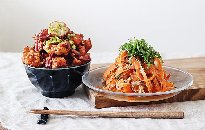 【うちベジ】飯テロな料理と合わせて食べたい!新シリーズ「二菜飯」はじめます
