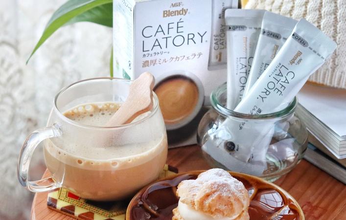 自分を取り戻すための時間には、本格的なカフェの味「カフェラトリー®」を一緒に