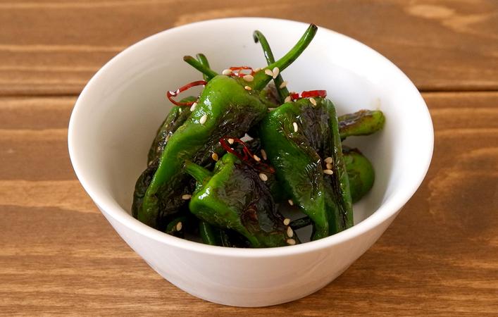 【ニッポンのおいしい、いただきます!】ビールのおつまみ野菜「遠野パドロン」
