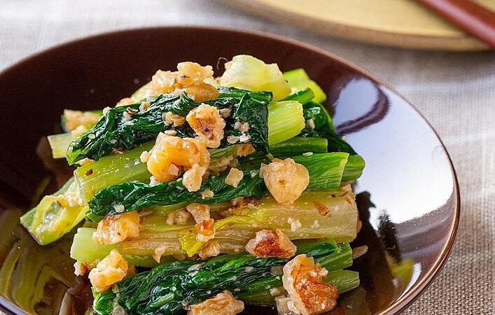 冬こそ食べたい!おいしくて栄養満点な小松菜が主役のアレンジレシピ