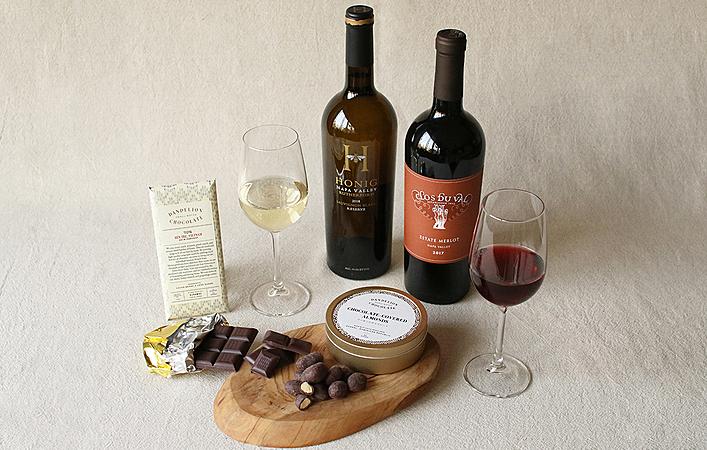 ワインとチョコが合う!?「ナパワイン×チョコレート」で大人バレンタイン!