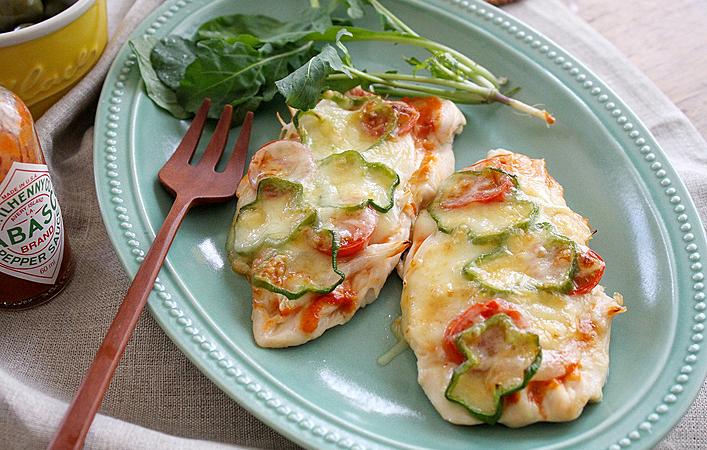 【あゆの簡単スポ飯】糖質制限中の方必見!トースターで簡単「ささみピザ」
