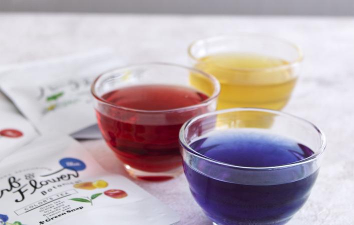 【編集部厳選】楽しみ方いろいろ!香りと色に癒される、とっておきのお茶時間