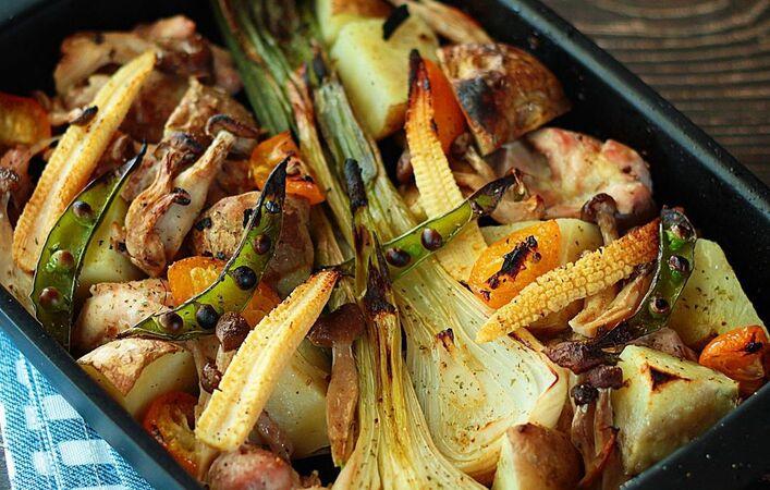 魚だけじゃない!「魚焼きグリル」は肉も野菜もお菓子もおいしく焼けるんです
