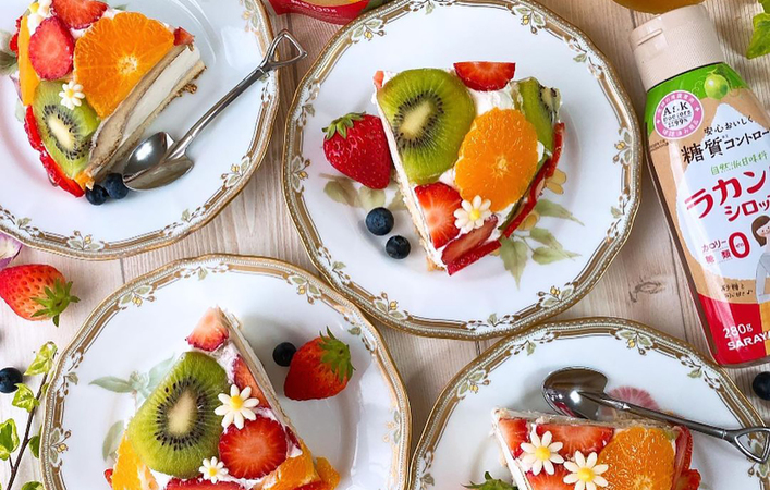 カロリー&糖質ゼロ!天然素材の甘味料「ラカントS」で「#丁寧なおうちごはん」