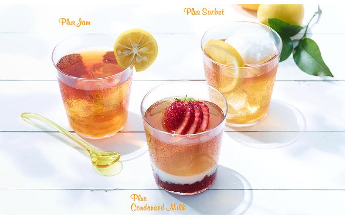 夏の新定番ドリンク「フルーツエイド」を手軽に楽しむアレンジレシピ