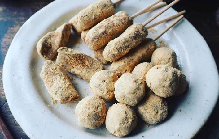大豆パワーでおいしい&ヘルシー!からだにやさしい、きな粉のグルテンフリーおやつ