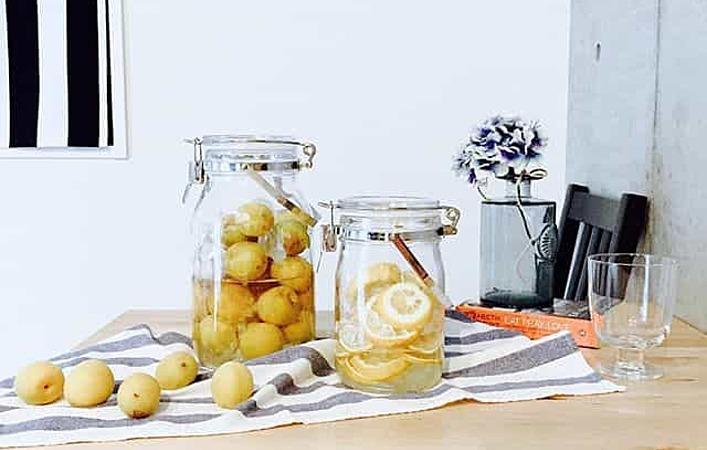 見た目も可愛い!果物のシロップ漬けの活用法5選